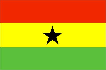 [Country Flag of Ghana]